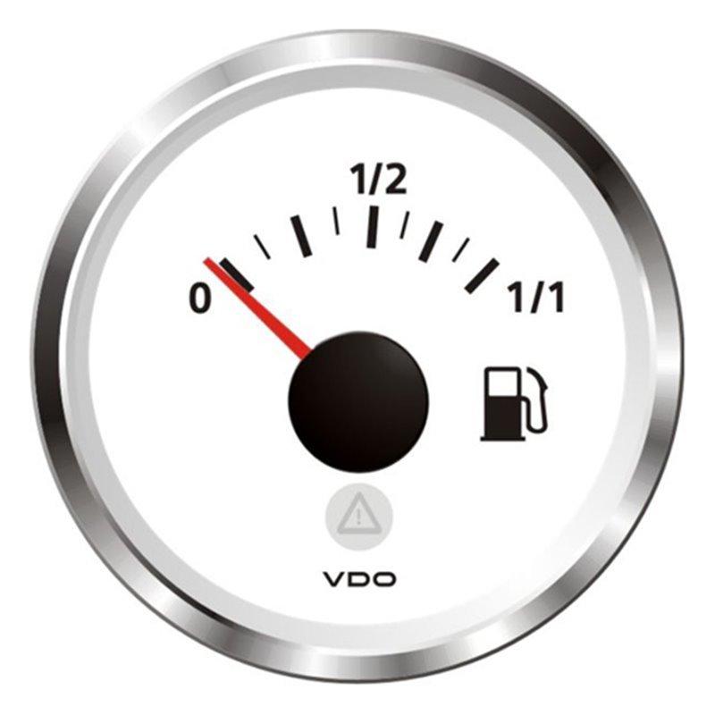 VDO ViewLine Kraftstoffvorrat 90-0.5 Ohm* Weiß 52m