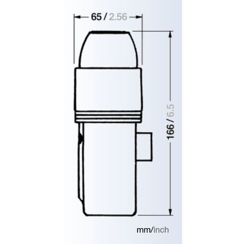 Aquasignal Led 2 Farben Serie 23 Zum Aufkleben 3723402700