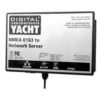 Digital Yacht NTN10 NMEA TO ETHERNET ADAPTOR