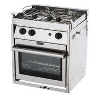 Force 10 Kocher mit Backofen 2-flammig