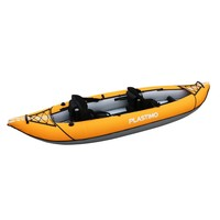Plastimo KAYAK DUO 3.20 M 2 PERS ORANGE