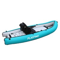 Plastimo KAYAK OPEN 2.45 M 1 PERS GREEN
