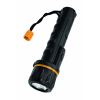 PLASTIMO TORCH 2xLR06 (WITHOUT BATTERIES)